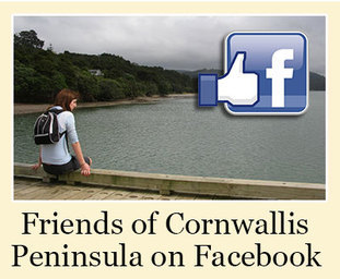 Friends of Cornwallis Peninsula on Facebook